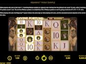 Divine Fortune Megaways Screenshot 3
