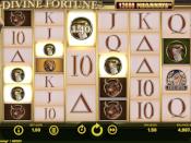 Divine Fortune Megaways Screenshot 4