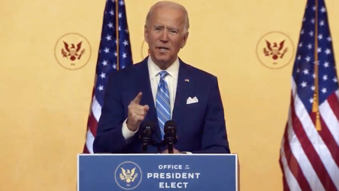 Betting Opens On Joe Biden Completing Full Term Of Presidency