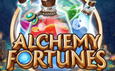 Alchemy Fortunes Online Slot