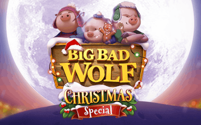 Big Bad Wolf Christmas Special Online Pokie