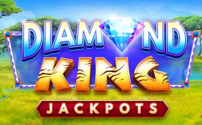 Diamond King Jackpots Online Pokie