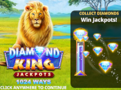 Diamond King Jackpots Screenshot 1
