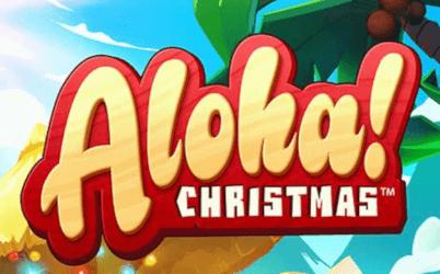 Aloha Christmas Edition Online Pokie