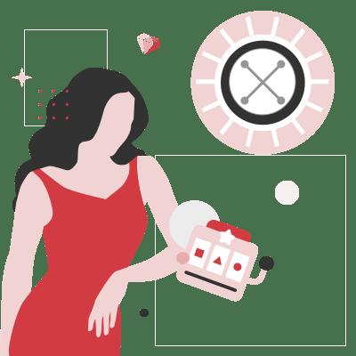 Casinofrau