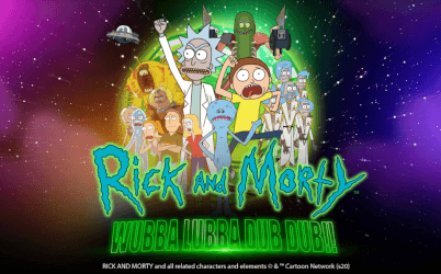 Rick and Morty Wubba Lubba Dub Dub Online Slot