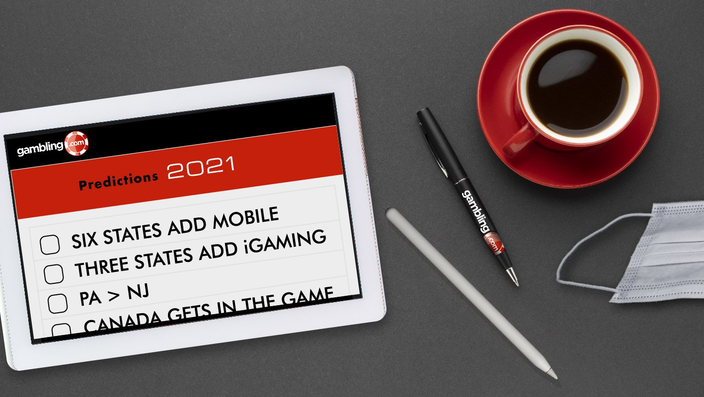 9 Predictions for US Sports Betting & Online Gambling In 2021