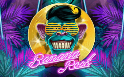 Banana Rock Online Pokie