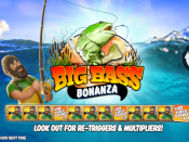 Big Bass Bonanza Screenshot 1