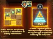 Golden Osiris Screenshot 1