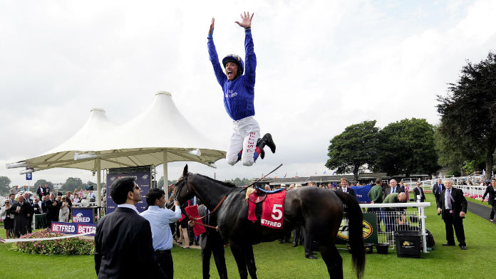 7 Of The Best Frankie Dettori Moments