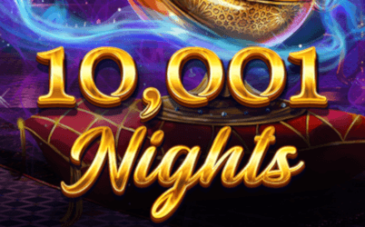 10,001 Nights Online Slot