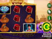 Arabian Spins Screenshot 1