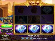 Arabian Spins Screenshot 2