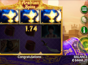 Arabian Spins Screenshot 3