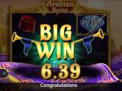 Arabian Spins Screenshot 4