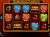 Burning Classics Screenshot 1