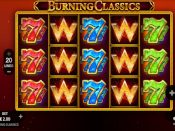 Burning Classics Screenshot 2