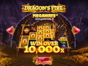 Dragon's Fire Megaways Screenshot 1