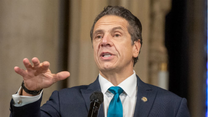 Cuomo Offers Few NY Mobile Sports Betting Details in Speech