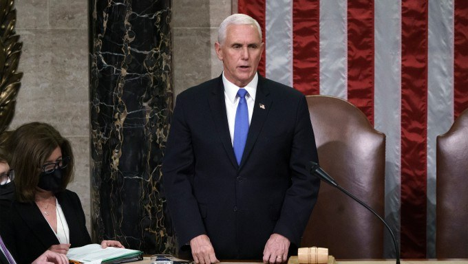 Mike Pence Well Backed in Early Betting On 2024 US Election