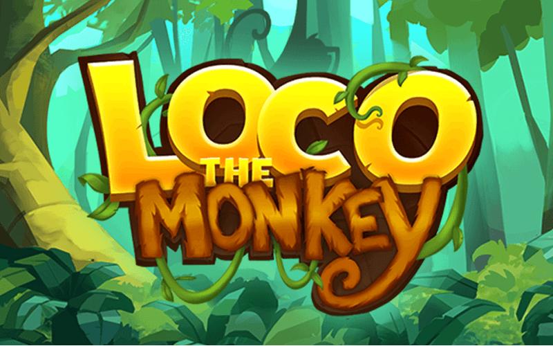Loco the Monkey - Quickspins första slot 2021