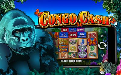 Congo Cash Online Slot