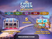 Frost Queen Jackpots Screenshot 1