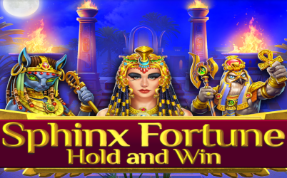 Sphinx Fortune Online Slot