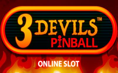 3 Devils Pinball Online Slot