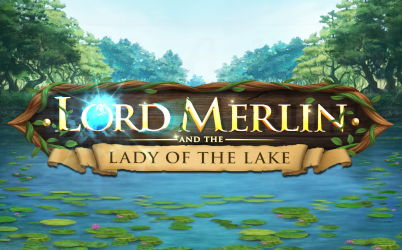 Lord Merlin and the Lady of the Lake Online Slot