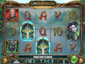 Lord Merlin and the Lady of the Lake Screenshot 2
