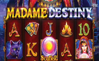 Madame Destiny Megaways Online Slot