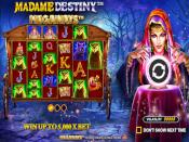 Madame Destiny Megaways Screenshot 1
