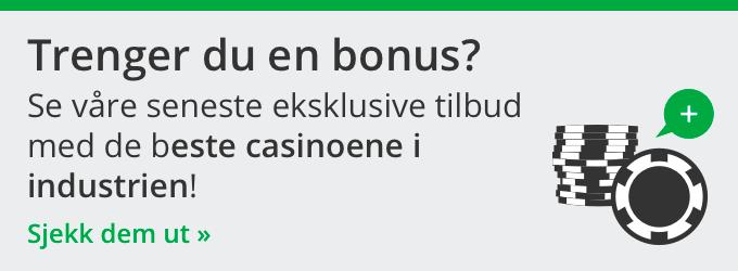 Beste casinoer online