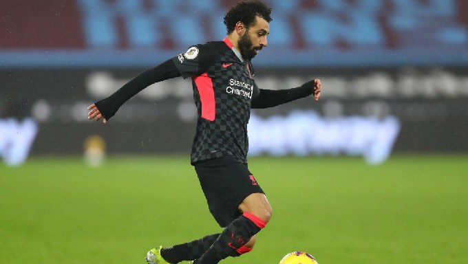 Mo Salah's Stats Say He's On The Way To A Third Golden Boot
