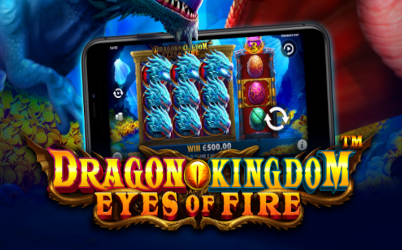 Dragon Kingdom: Eyes of Fire Online Slot