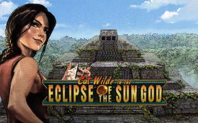 Cat Wilde in the Eclipse of the Sun God Online Slot