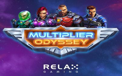 Multiplier Odyssey Online Slot