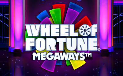 Wheel of Fortune Megaways Online Slot