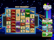 Wheel of Fortune Megaways Screenshot 2