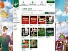 Mr Green Casino Screenshot della Lobby