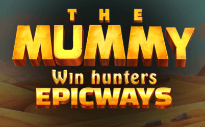 The Mummy Win Hunters Epicways Online Slot