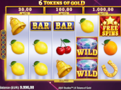 6 Tokens of Gold Screenshot 3