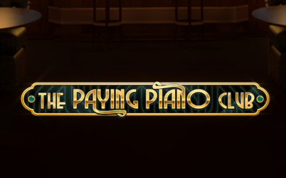 The Paying Piano Club Online Slot