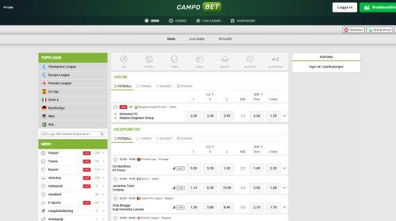 Campobet Sport