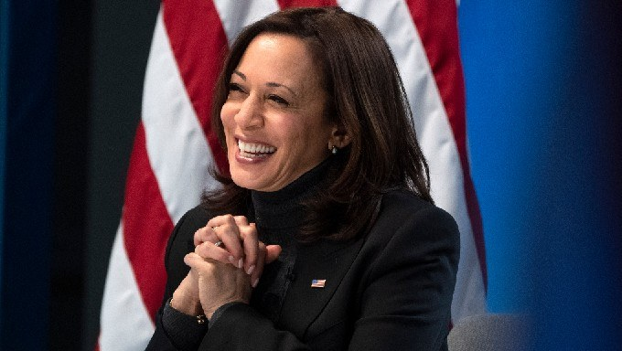 Punters Already Betting on Kamala Harris Becoming US President