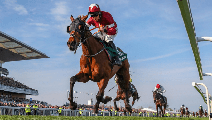 Three to Note in the Grand National