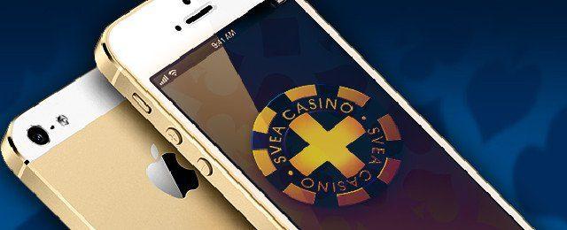 Nya spelare får gratisrundor på fem spel i iPhone casinon