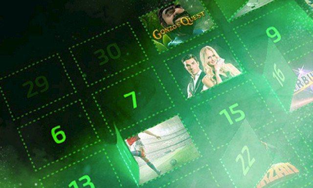 """Daglig """"kalenderbonus"""" och varmt välkomnande i bästa mobilcasino"""